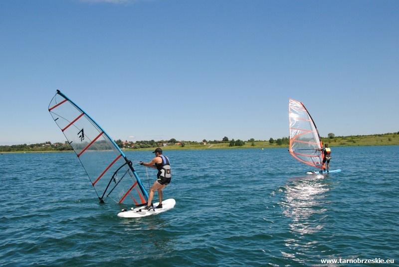 windsurfing-jezioro-tarnobrzeskie-11