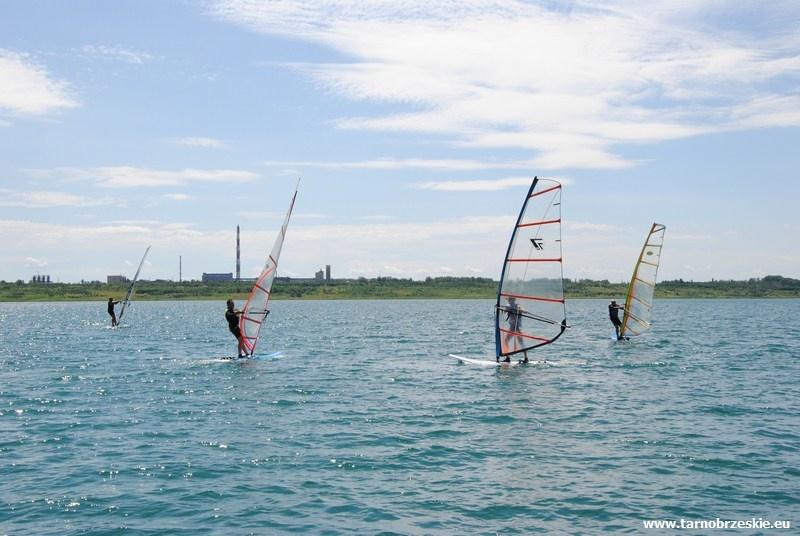 windsurfing-jezioro-tarnobrzeskie-14