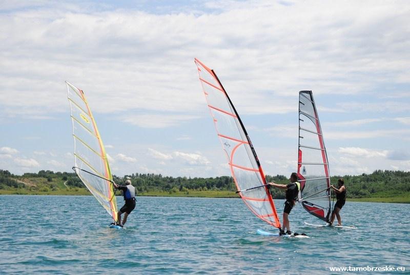 windsurfing-jezioro-tarnobrzeskie-18