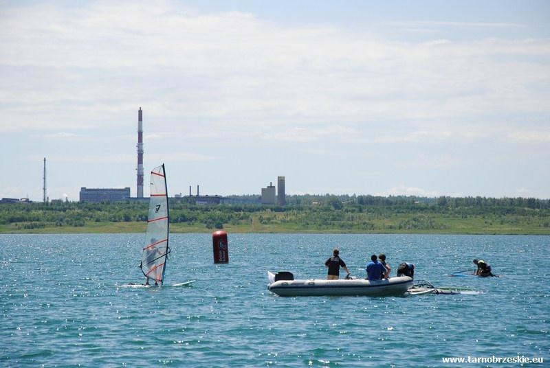 windsurfing-jezioro-tarnobrzeskie-2
