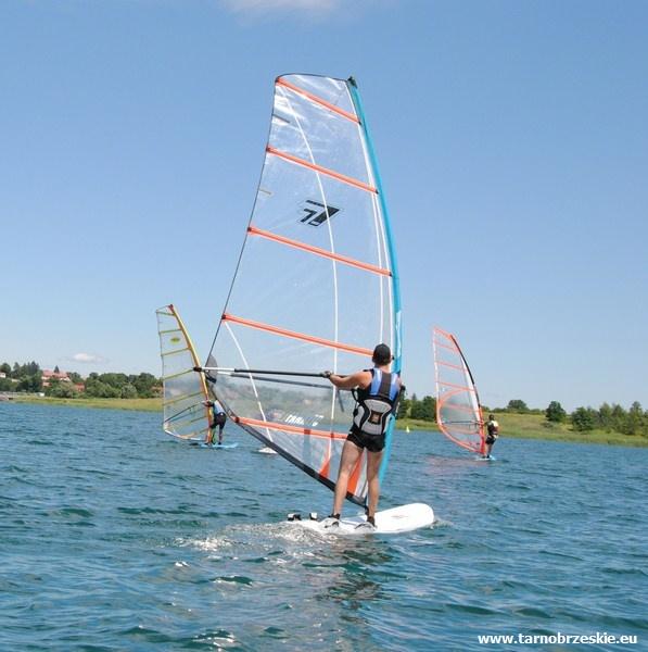 windsurfing-jezioro-tarnobrzeskie-4