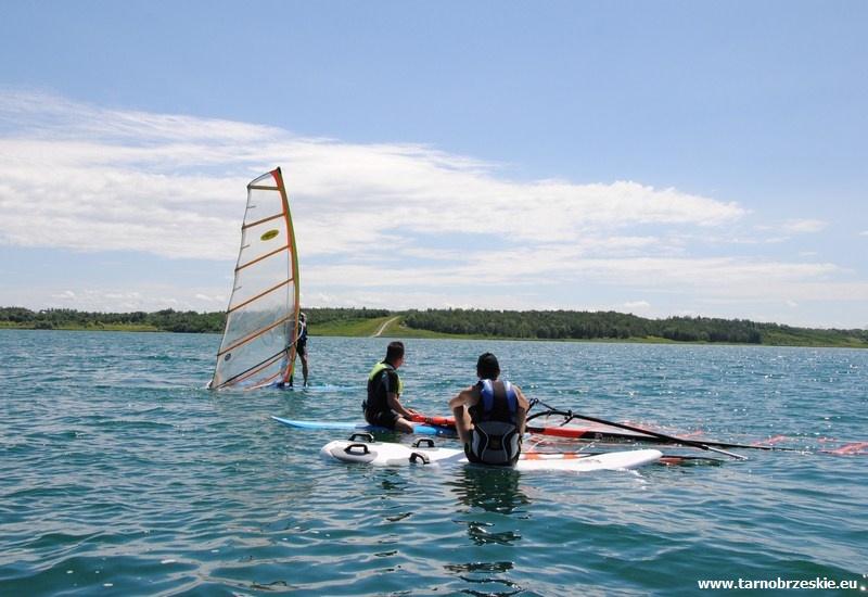 windsurfing-jezioro-tarnobrzeskie-5