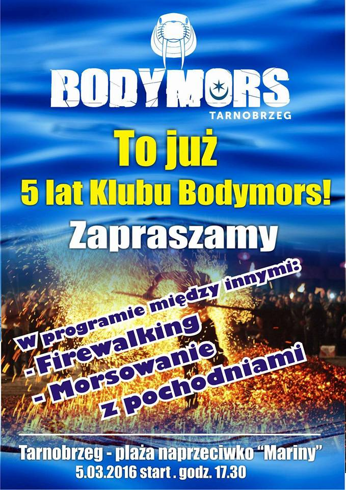 bodymors jubileusz