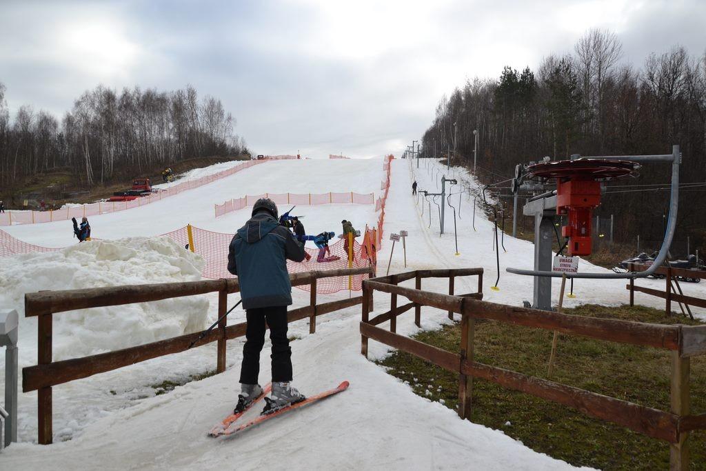 sezon narciarski na stoku w konarach