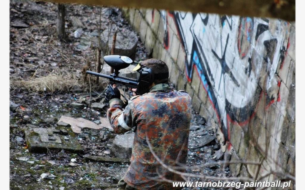 paintball tarnobrzeg