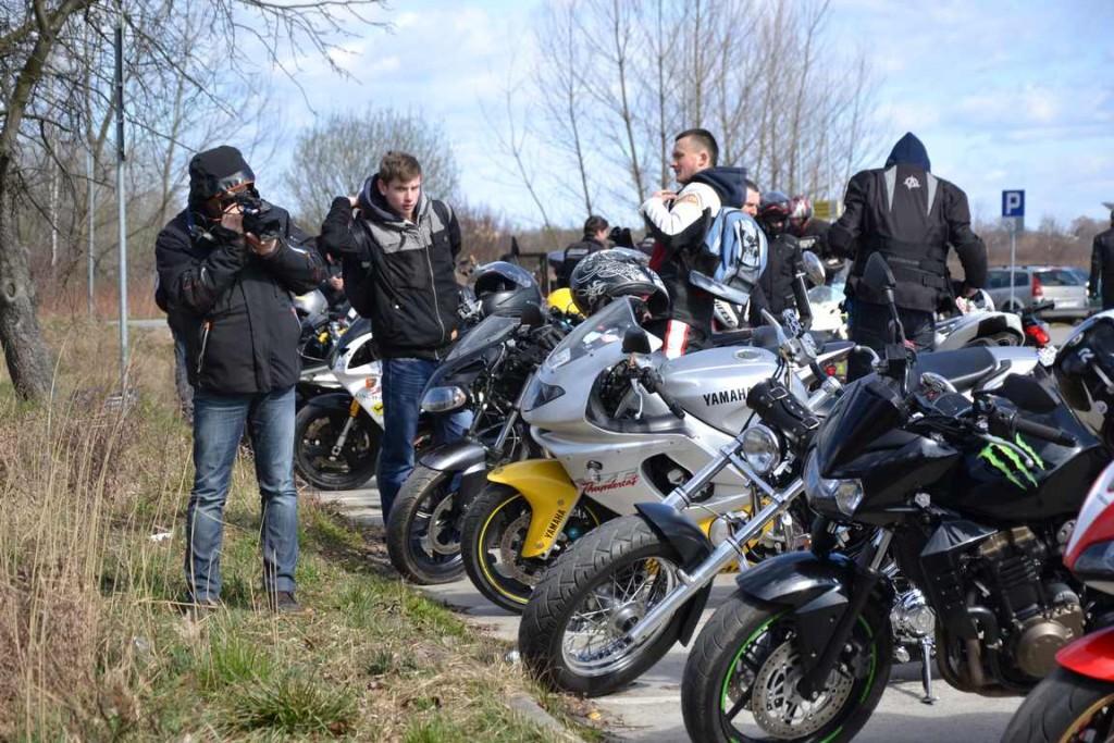 Motocykliści ze stowarzyszenia Moto Tarnobrzeg organizują kolejną imprezę nad Jeziorem Tarnobrzeskim
