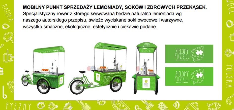 Zielony Puzzel
