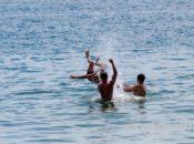 jezioro tarnobrzeskie 2016