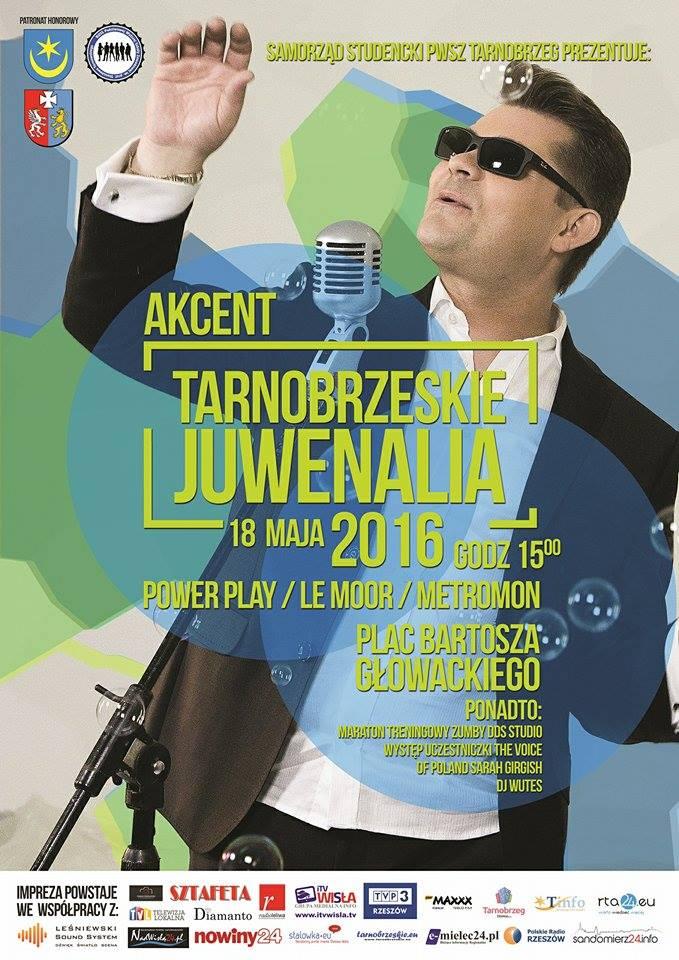 plakat_Juwenalia_2016_-_dni_kultury_studenckiej