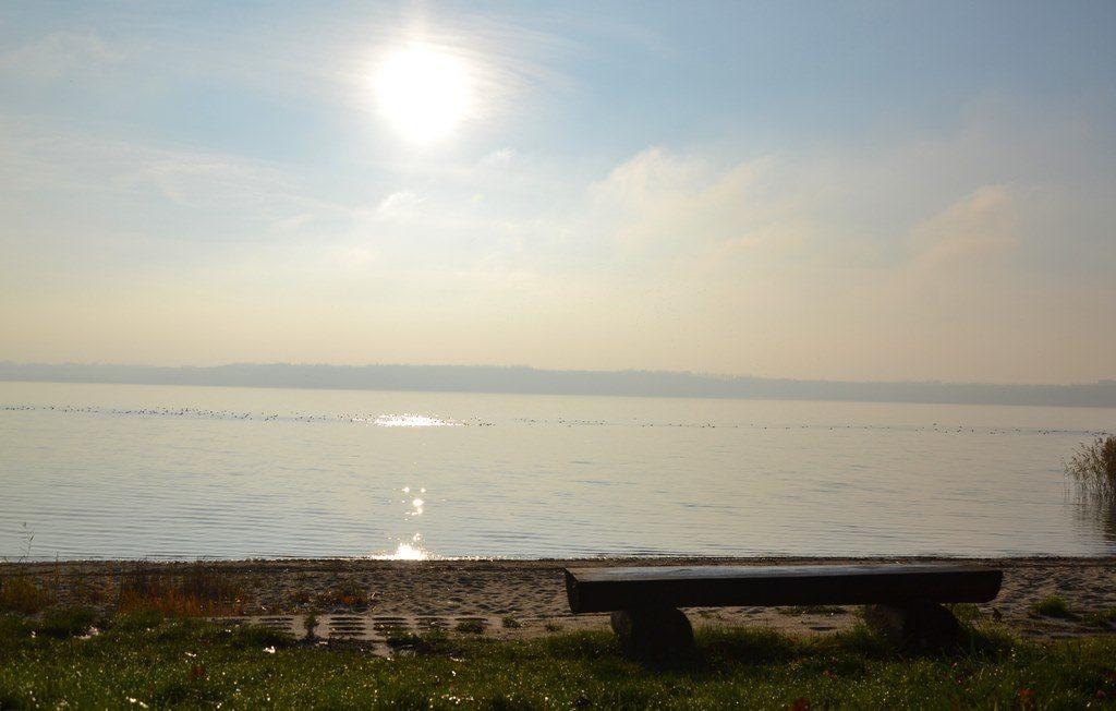 spacer-jezioro-tarnobrzeskie