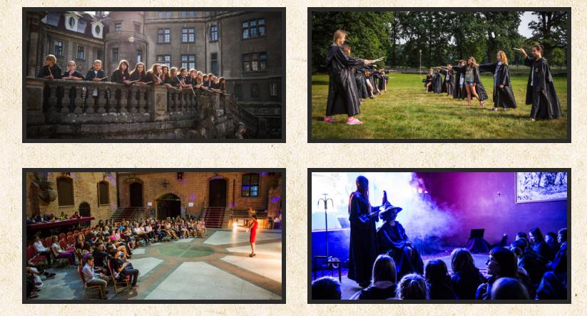 szkoła czarodziejów