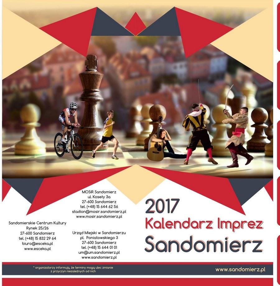 moc imprez w sandomierzu kalendarz imprez sandomierz 2017 2