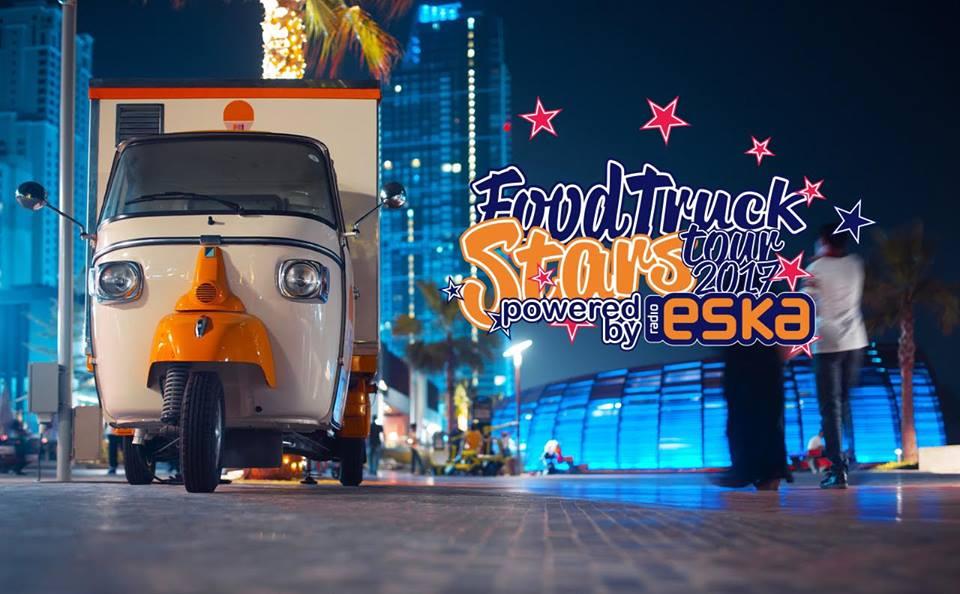 Food Truck Stars Tour w Sandomierzu