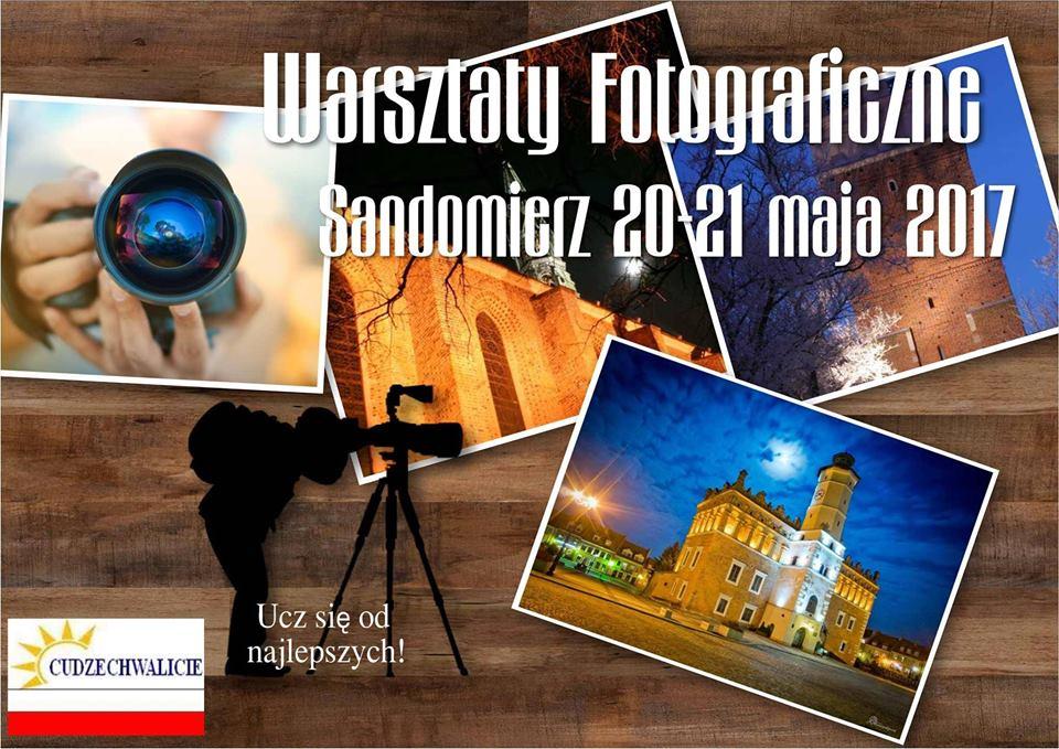 warsztaty fotograficzne w Sandomierzu