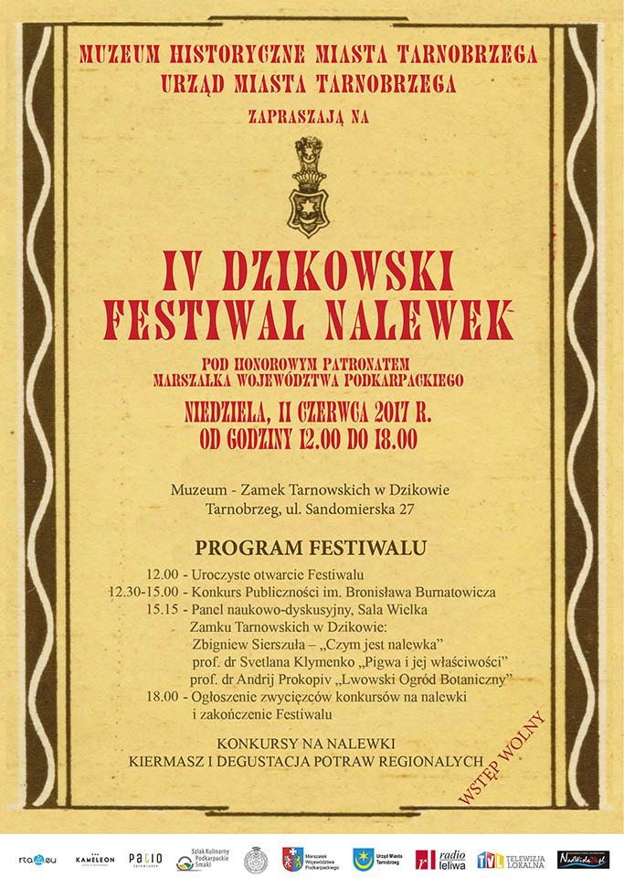 festiwal nalewek w tarnobrzegu