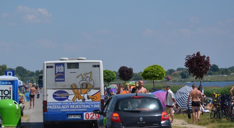 darmowe autobusy nad jezioro