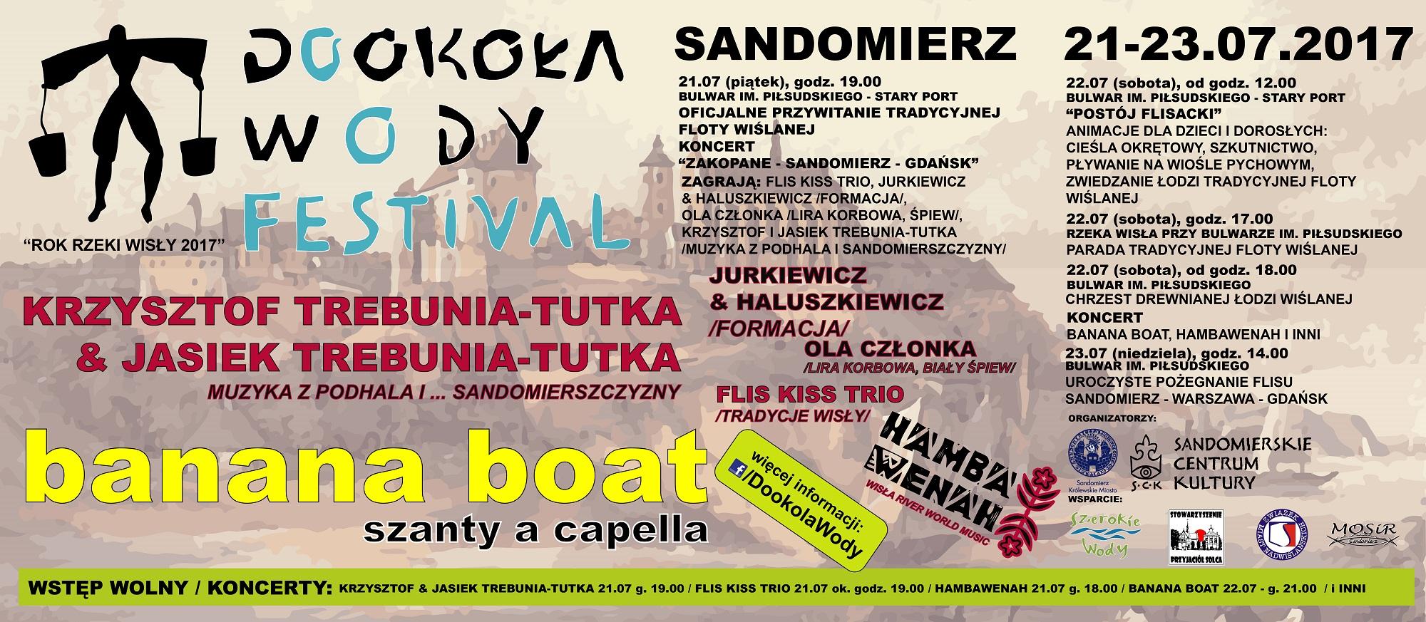 dookoła wody festival 20177