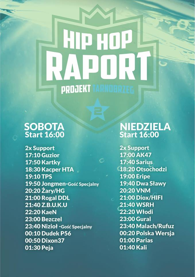 hip hop projekt tarnobrzeg 2017