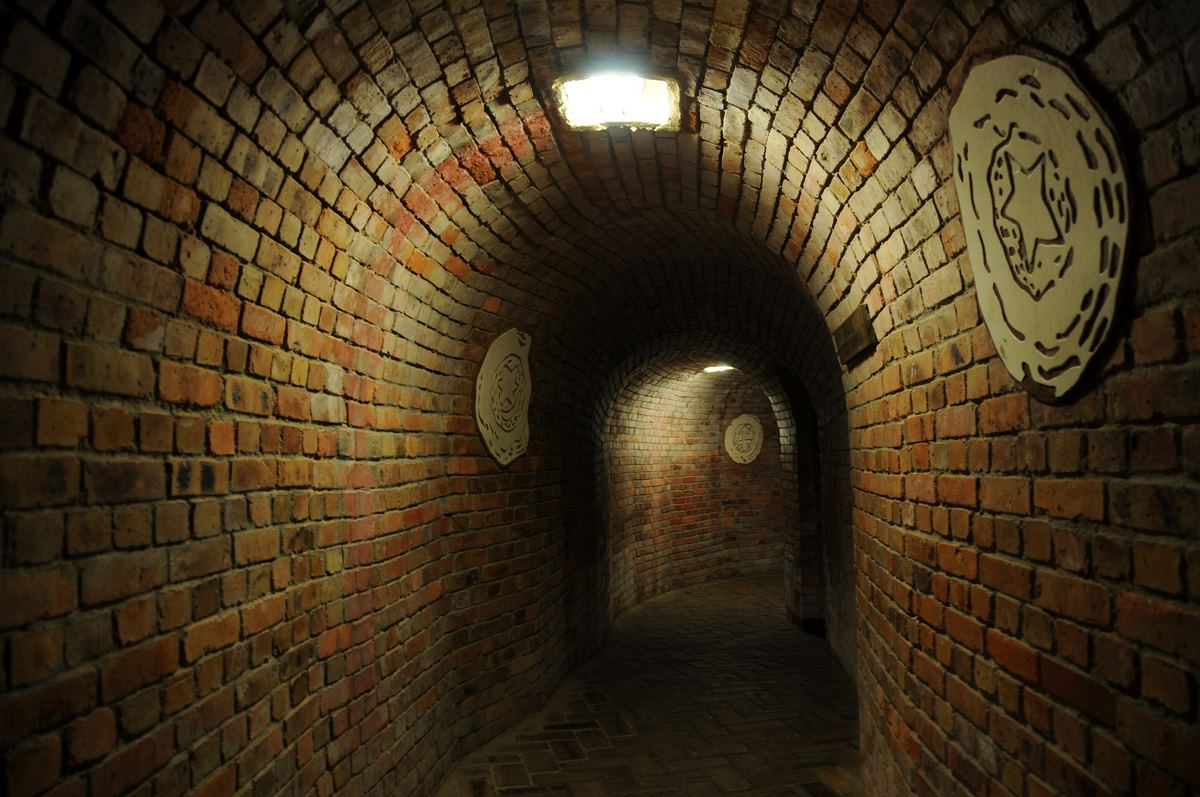 podziemna trasa turystyczna w sandomierzu otwarta (2)
