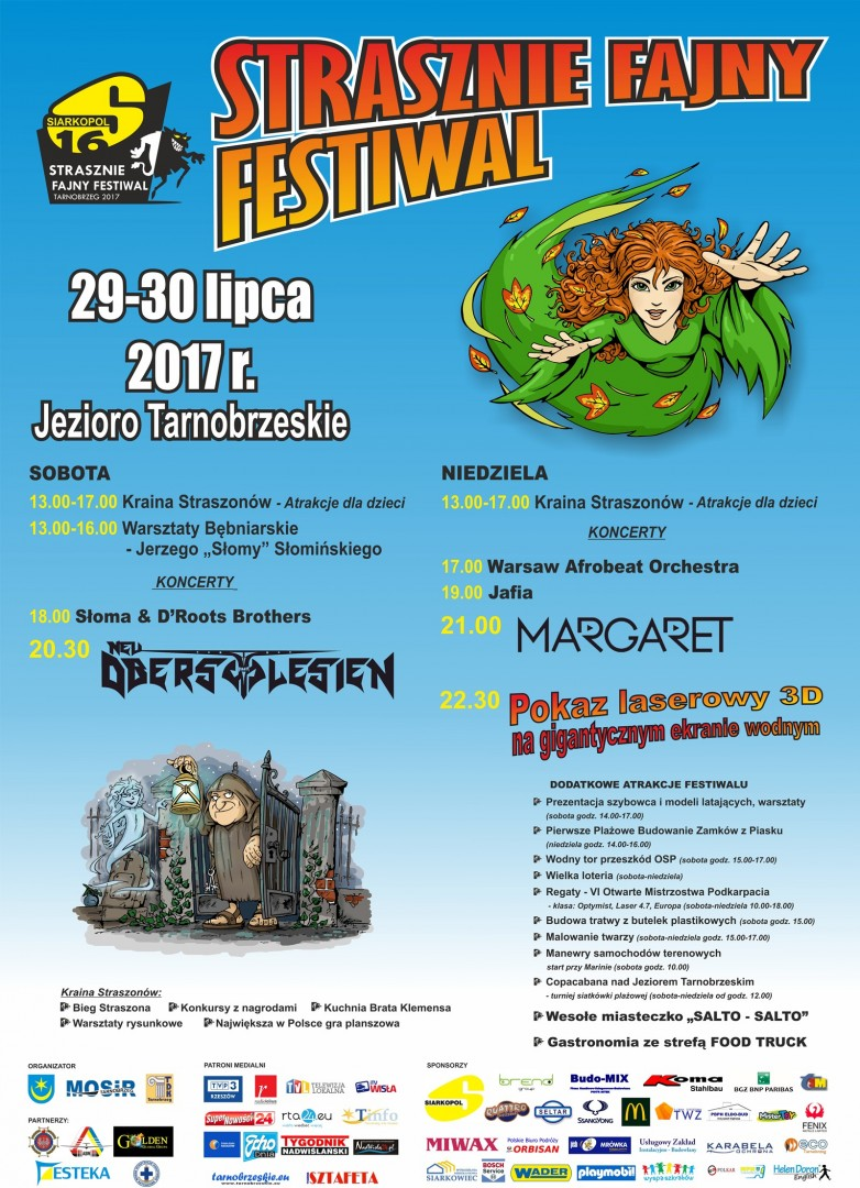 strasznie fajny festiwal