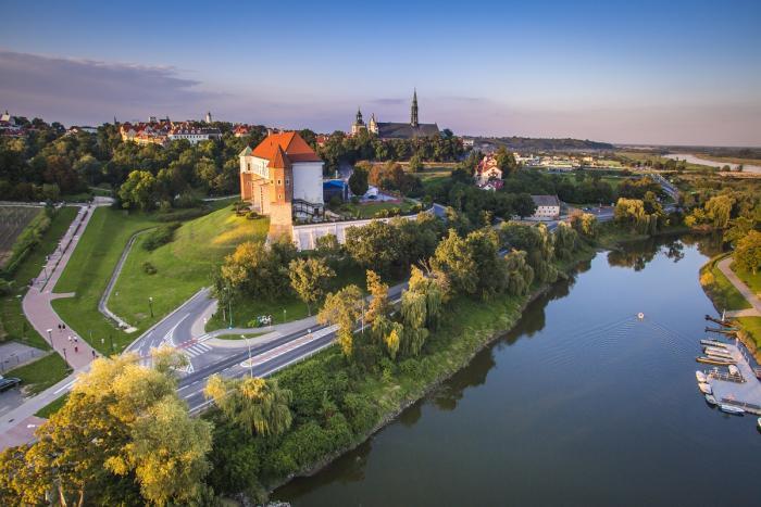 zagłosuj na Sandomierz