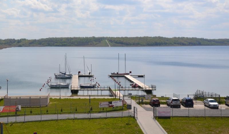 drogi jezioro tarnobrzeskie