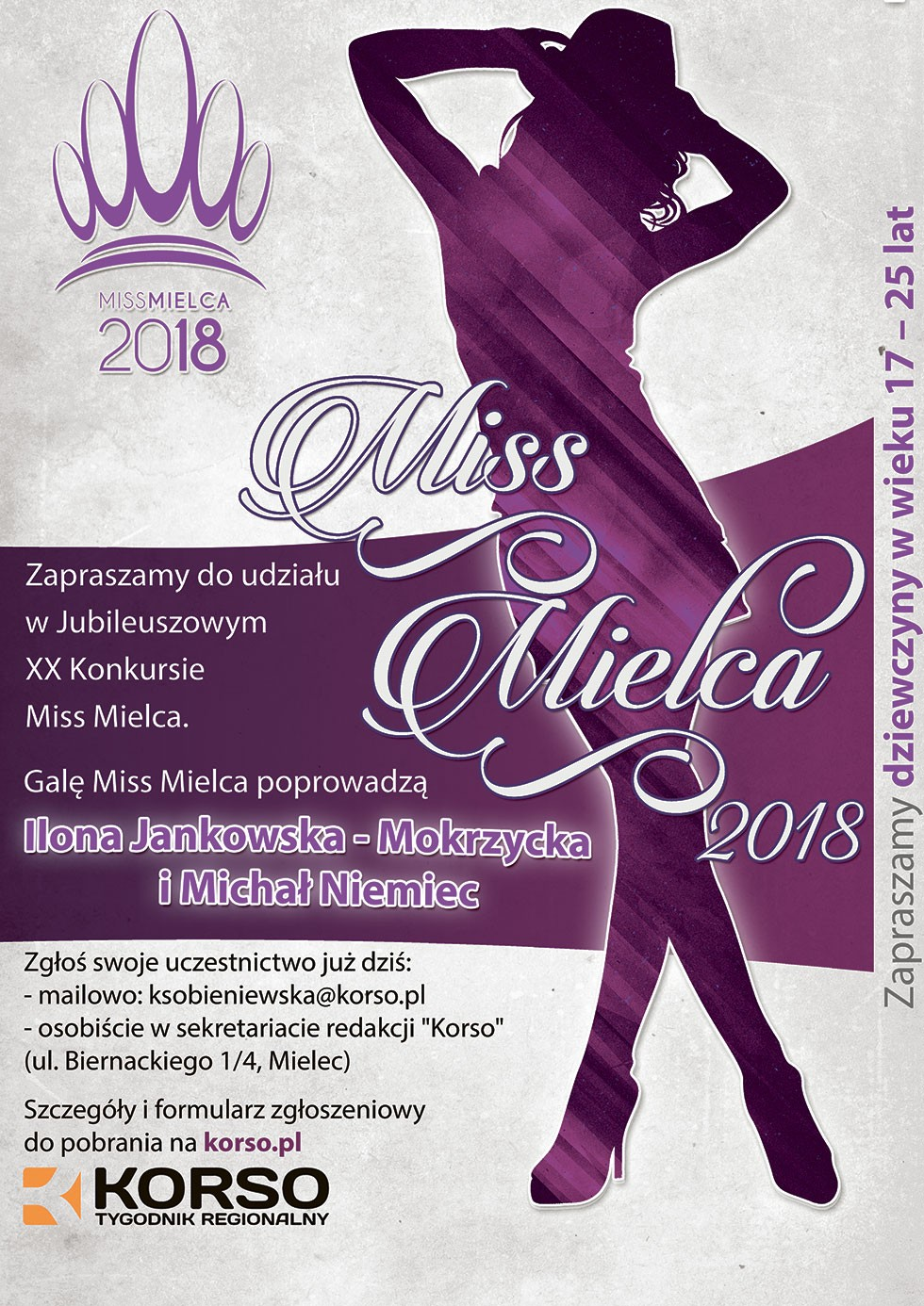 miss mielca 2018