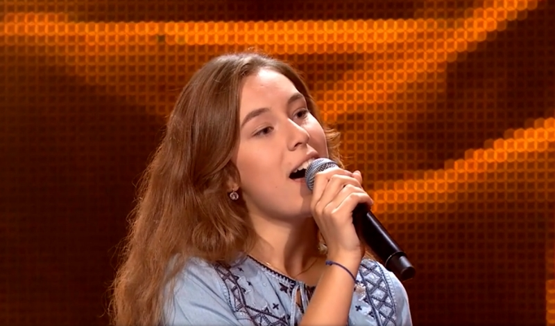 emilia piątkowska the voice kids