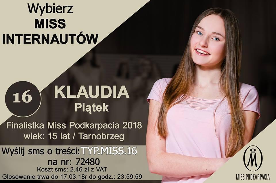 Tarnobrzeżanka walczy o tytuł Miss Podkarpacia 2018! - tarnobrzeskie.eu