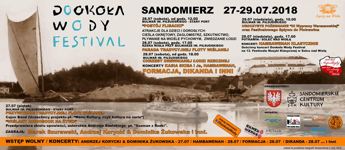 dookoła wody festiwal 2018