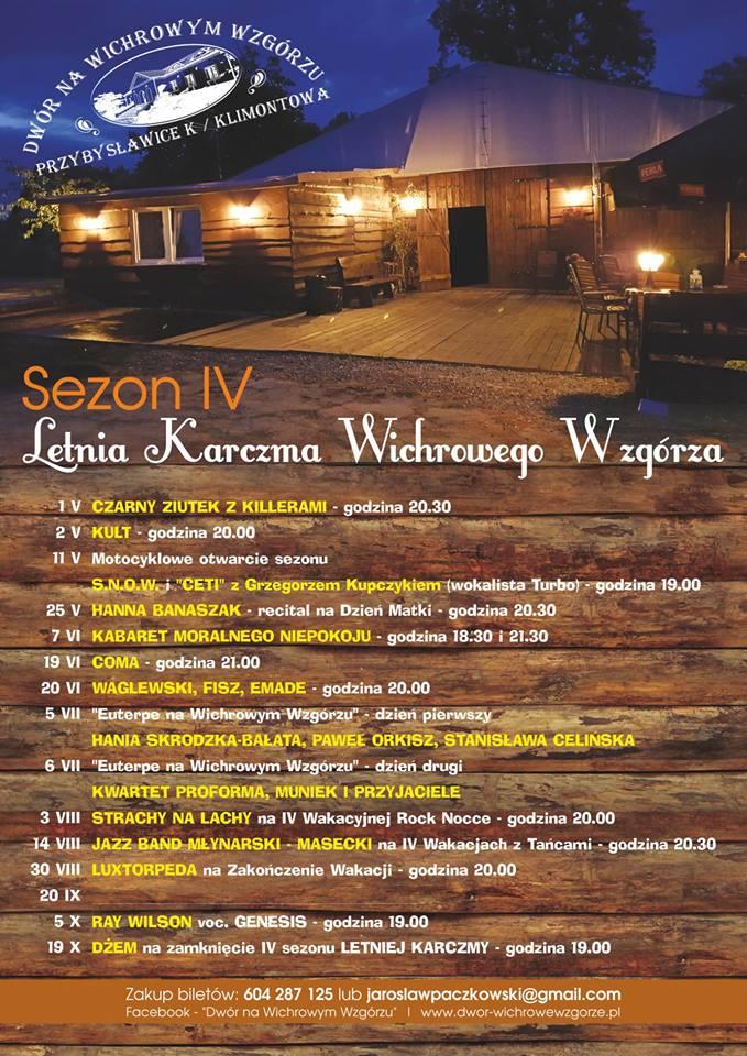 Koncertowelato w Dworze na Wichrowym Wzgórzu: