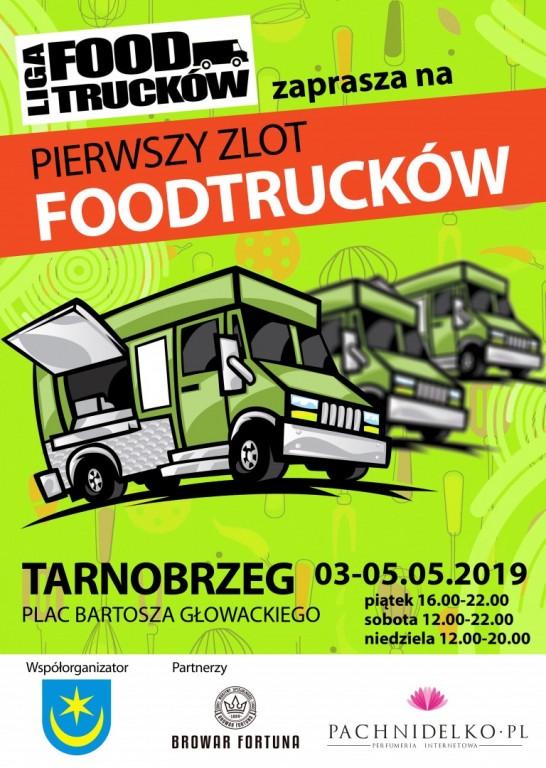 Zlot FoodTrucków w Tarnobrzegu